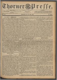 Thorner Presse 1892, Jg. X, Nro. 116 + Beilage