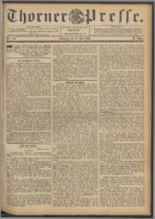 Thorner Presse 1892, Jg. X, Nro. 119 + Beilage