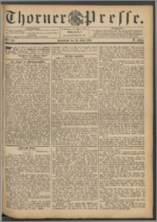 Thorner Presse 1892, Jg. X, Nro. 123