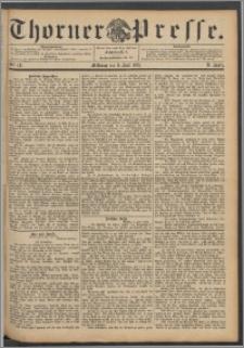 Thorner Presse 1892, Jg. X, Nro. 131 + Beilage