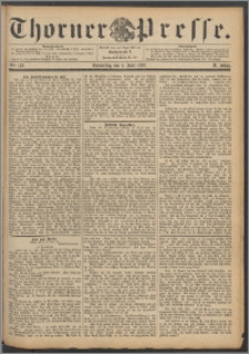 Thorner Presse 1892, Jg. X, Nro. 132