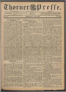 Thorner Presse 1892, Jg. X, Nro. 134 + Beilage