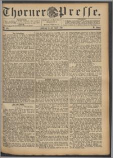 Thorner Presse 1892, Jg. X, Nro. 135 + Beilage