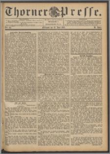 Thorner Presse 1892, Jg. X, Nro. 137