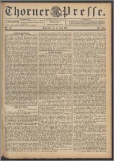 Thorner Presse 1892, Jg. X, Nro. 138 + Beilage