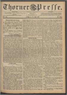 Thorner Presse 1892, Jg. X, Nro. 145