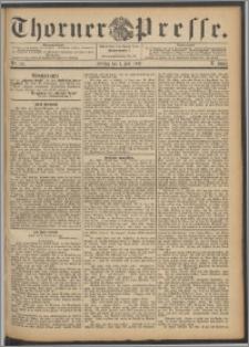 Thorner Presse 1892, Jg. X, Nro. 151