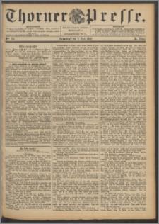 Thorner Presse 1892, Jg. X, Nro. 152
