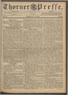 Thorner Presse 1892, Jg. X, Nro. 153 + Beilage