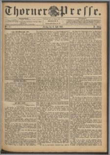 Thorner Presse 1892, Jg. X, Nro. 157