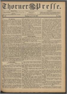 Thorner Presse 1892, Jg. X, Nro. 159 + Beilage, Beilagenwerbung