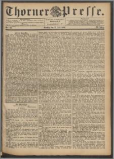 Thorner Presse 1892, Jg. X, Nro. 160