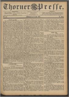 Thorner Presse 1892, Jg. X, Nro. 161