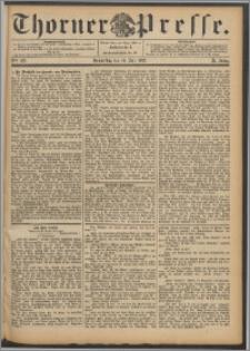 Thorner Presse 1892, Jg. X, Nro. 162