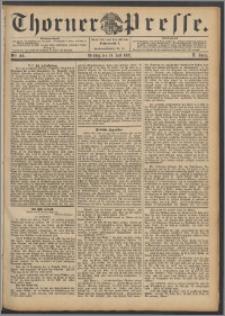 Thorner Presse 1892, Jg. X, Nro. 166