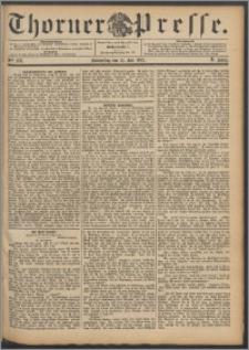 Thorner Presse 1892, Jg. X, Nro. 168 + Beilage