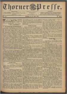 Thorner Presse 1892, Jg. X, Nro. 171 + Beilage