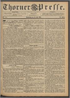 Thorner Presse 1892, Jg. X, Nro. 174