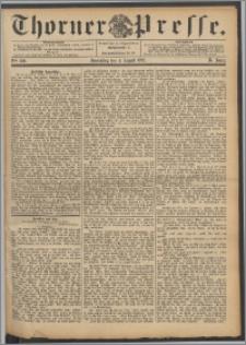 Thorner Presse 1892, Jg. X, Nro. 180