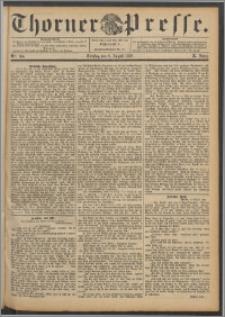 Thorner Presse 1892, Jg. X, Nro. 184