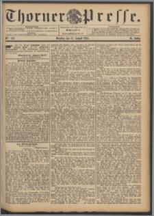 Thorner Presse 1892, Jg. X, Nro. 202