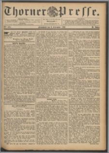 Thorner Presse 1892, Jg. X, Nro. 206