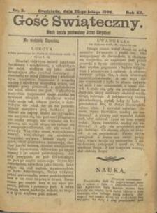 Gość Świąteczny 1906.02.25 R. XII nr 8