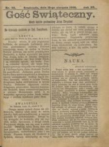 Gość Świąteczny 1906.08.12 R. XII nr 32