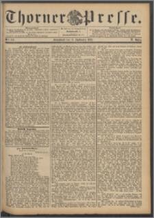 Thorner Presse 1892, Jg. X, Nro. 212