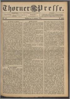 Thorner Presse 1892, Jg. X, Nro. 214