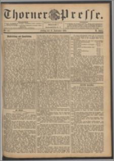 Thorner Presse 1892, Jg. X, Nro. 217