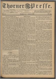 Thorner Presse 1892, Jg. X, Nro. 218