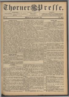 Thorner Presse 1892, Jg. X, Nro. 221