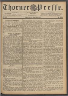 Thorner Presse 1892, Jg. X, Nro. 223