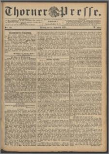 Thorner Presse 1892, Jg. X, Nro. 226 + Beilage