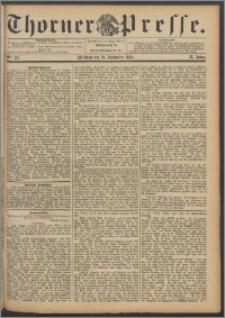 Thorner Presse 1892, Jg. X, Nro. 227