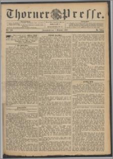 Thorner Presse 1892, Jg. X, Nro. 230