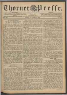 Thorner Presse 1892, Jg. X, Nro. 238