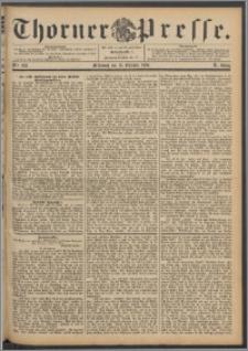 Thorner Presse 1892, Jg. X, Nro. 239