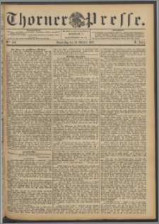 Thorner Presse 1892, Jg. X, Nro. 240