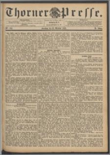 Thorner Presse 1892, Jg. X, Nro. 243 + Beilage