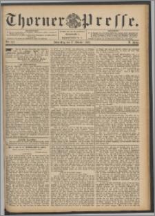 Thorner Presse 1892, Jg. X, Nro. 252
