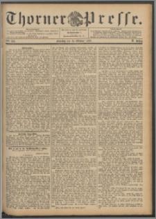 Thorner Presse 1892, Jg. X, Nro. 255 + Beilage