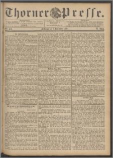 Thorner Presse 1892, Jg. X, Nro. 263