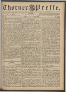 Thorner Presse 1892, Jg. X, Nro. 267 + Beilage
