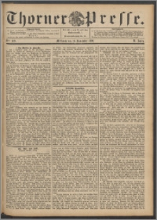 Thorner Presse 1892, Jg. X, Nro. 269