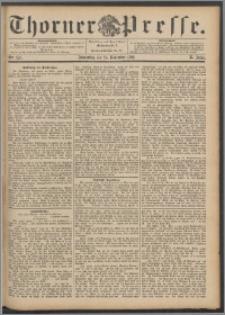 Thorner Presse 1892, Jg. X, Nro. 276