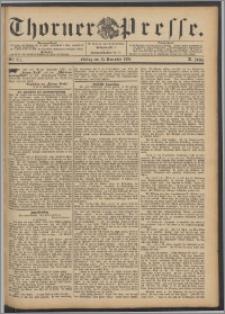 Thorner Presse 1892, Jg. X, Nro. 277