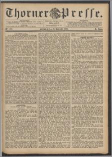 Thorner Presse 1892, Jg. X, Nro. 278