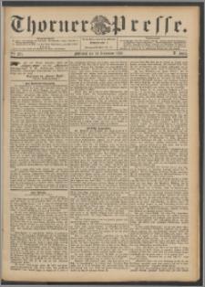 Thorner Presse 1892, Jg. X, Nro. 281